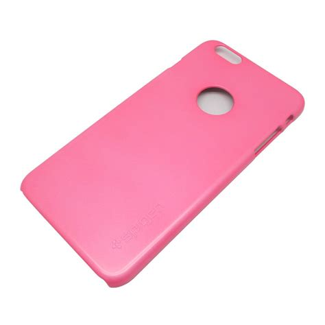 sgp thin fit logo cutout for iphone 6 oem pink