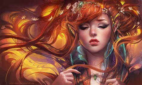20 amazing amp beautiful digital art desktop wallpapers in