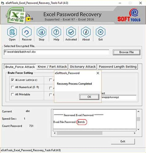 ms excel vba password recovery free how to crack the vba recover remove excel password excel password remover