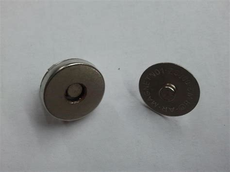 nickle magnet buttons pack of 100