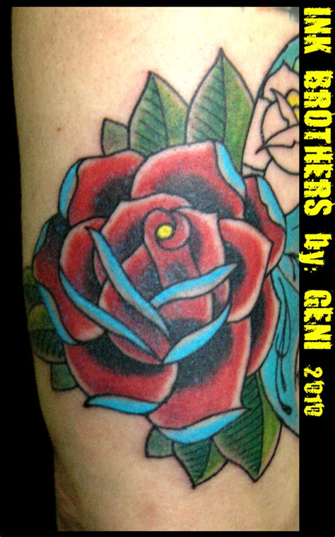 luther rose tattoo luther vandross gallery by danny davidson