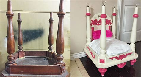 diy bed table diy bed ideas great home made beds
