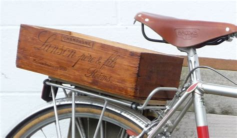 Box For Bike Rack by Custom Bike Boxes From Recycled Crates Ciclismodesign S