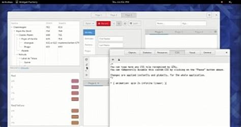 Css Tutorial Gtk | gtk 3 19 6 brings a highcontrastinverse theme more css