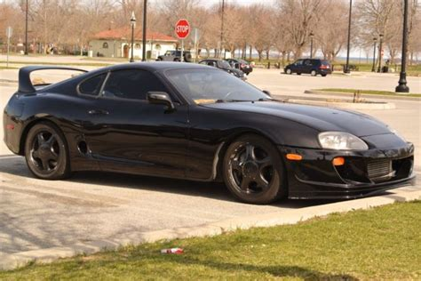 classic 1993 toyota supra 6 speed turbo for sale detailed description and photos