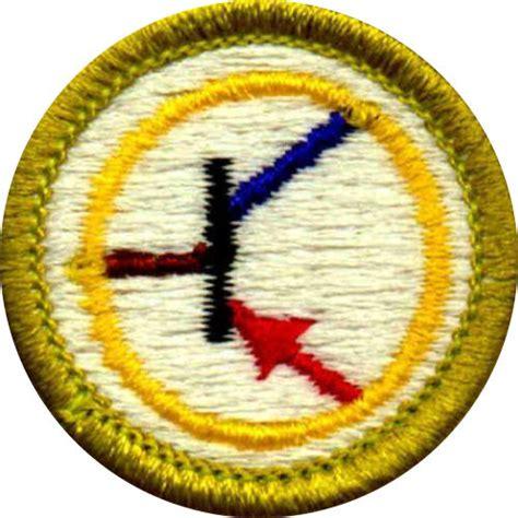 merit badges  boy scout troop  milford ct