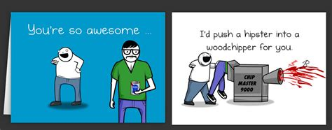 Oatmeal Birthday Cards Horrible Cards Page 3 Greeting Cards By The Oatmeal