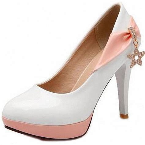 sweet heels new shoes high sweet heels shoes dress mixed