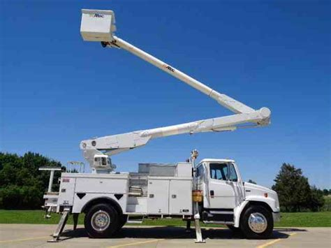 backyard bucket lift for sale used bucket trucks digger derricks and cranes for sale