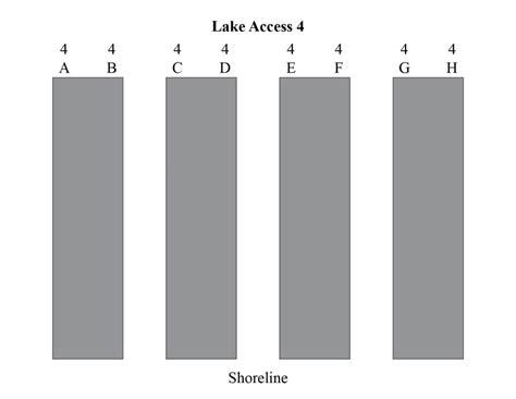 boat docks for rent boat dock rental lake access 4
