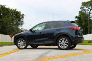 2015 mazda cx 5 grand touring w tech package driven