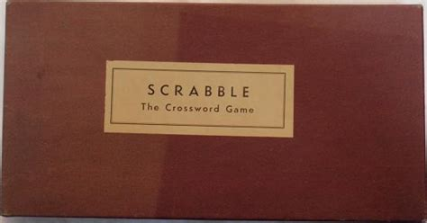 when was scrabble invented scrabble dating of your scrabble set 1948 through 1999