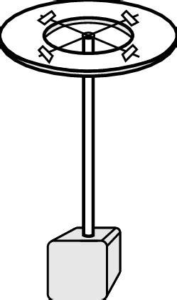 11: A arruela pode ser equilibrada por seu centro