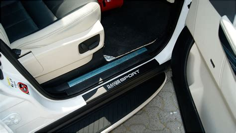 Land Rover Interior Accessories by Range Rover Sport L320 Interior Accessories Door Sill