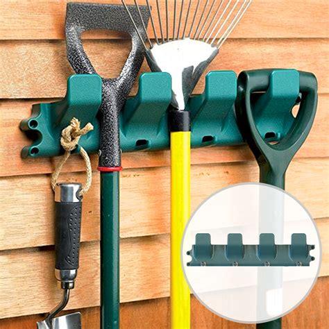 kct wall mounted garden tool hanger