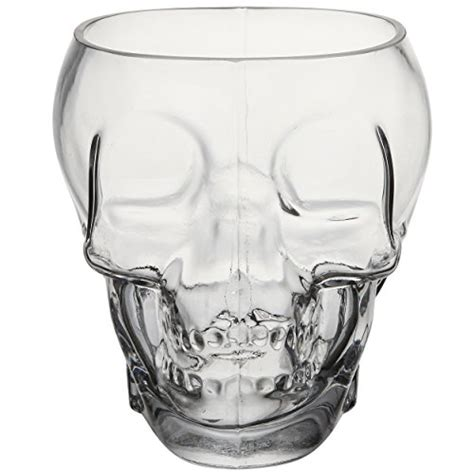 Glass Vases For Bar by Coffee Cups Mugs Glass Skull Shaped Decorative Vase