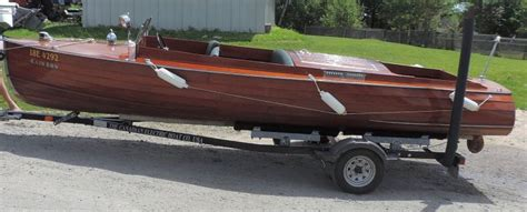 wood boats for sale ohio wood boat for sale ohio wooden launch plans royalty free