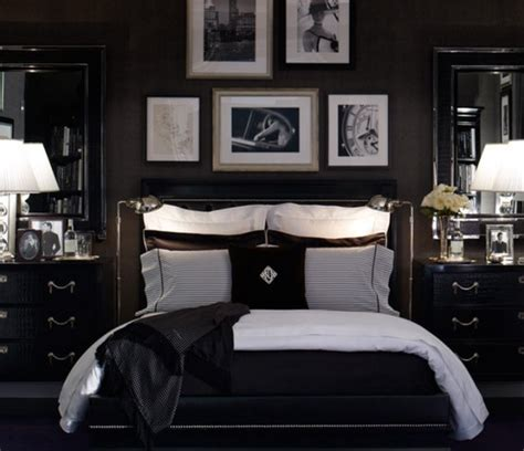 black room ideas 19 traditional black and white bedroom that inspire digsdigs