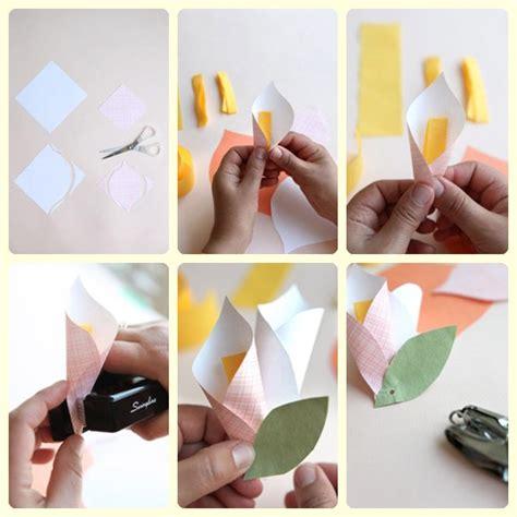 como hacer calas en papel crepe educando con amor idea para envolver regalos con flores