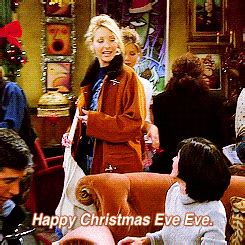 happy christmas eve eve gifs find share  giphy