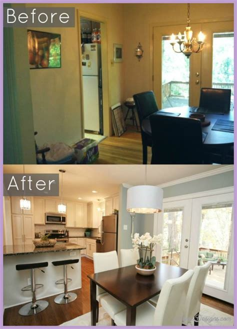 dining room and kitchen combined ideas kitchen dining room combo design ideas 1homedesigns