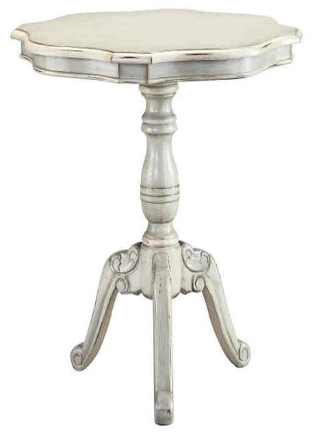 stein world accent table stein world chesapeake 28 quot round accent table in grey and