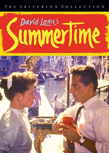 summertime (1955) the criterion collection