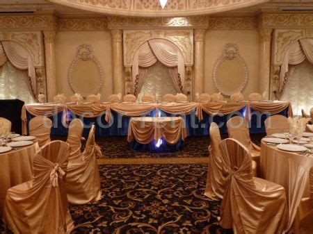WEDDING BACKDROPS TORONTO   DECOR RENTALS   LINEN RENTAL