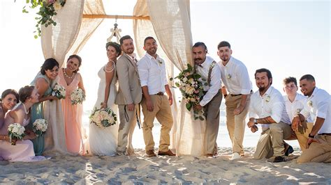 wedding packages san diego dream beach wedding