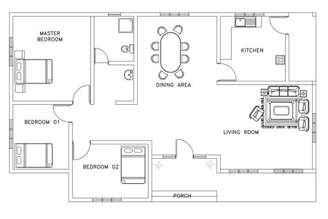 house plan dwg asian and style small house plan dwg net cad