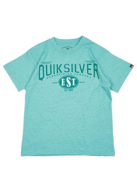 Tshirt Greenlight 1 Years Product quiksilver boys t shirt green 1tl1k1w spree co za