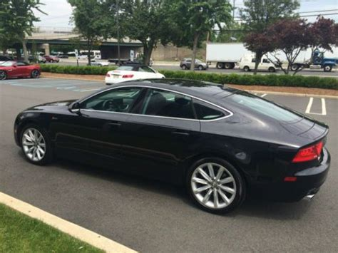 2012 Audi A7 Supercharged by Buy Used 2012 Audi A7 Quattro 4 Door 3 0l Supercharged 24k