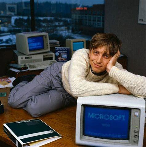 [pic] funny bill gates pics from 1983 jokes & funny