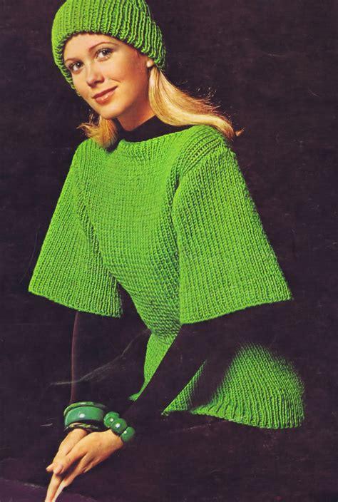 vintage pattern resizing resizing gauge crochet knitting patterns vintage