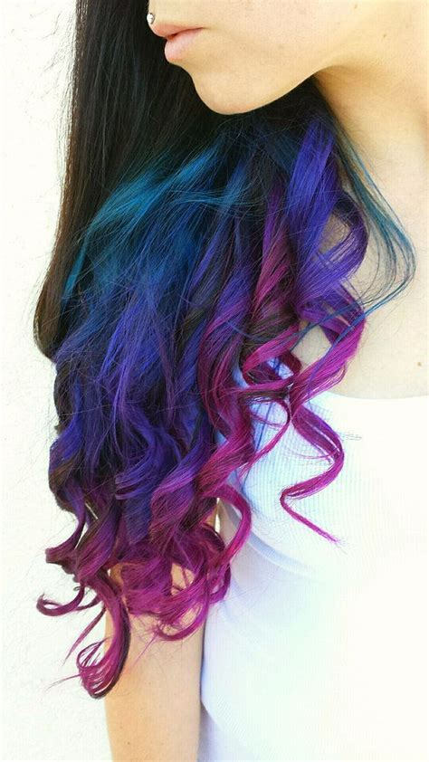 can janet 28 piece be dyed 25 best ideas about bright hair colors on pinterest