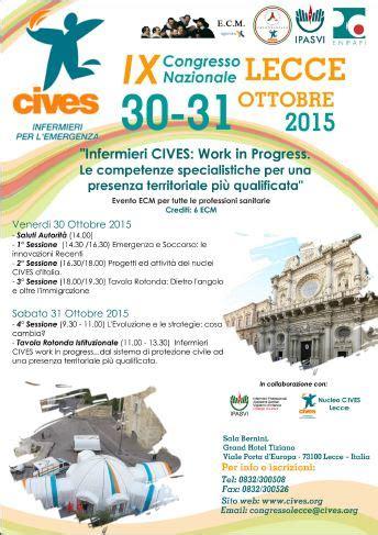 primo congresso provinciale nucleo cives cives ipasvi venezia