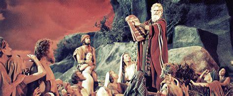 tavola dei dieci comandamenti chi ha riscritto le seconde tavole dei dieci comandamenti
