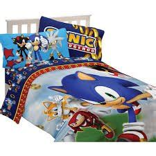 sonic the hedgehog bedroom set amazon com twin sonic the hedgehog speed bedding