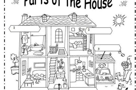 descrizione della casa descrizione casa in inglese per bambini idea di casa