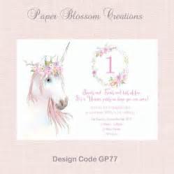 unicorn party invitations invitation librarry