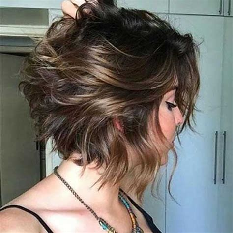Hairstyles For Wavy Hair by Stylish Haircuts For Wavy Hair The Best