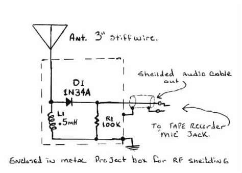raudive diode germanium diodes electronic voice phenomena evp instrumental transcommunication itc