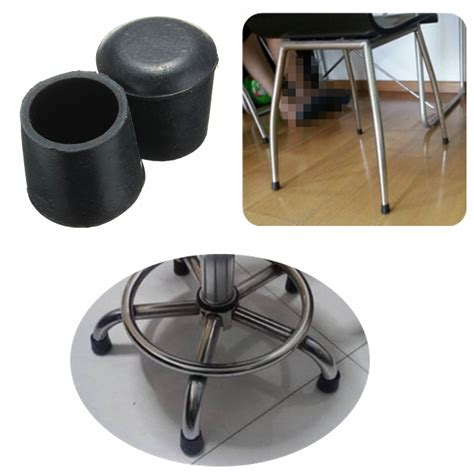 Chair Floor Protector Pads by 20pcs Rubber Table Chair Furniture Leg Tip Pads Floor Protector 18x15x5mm Ebay