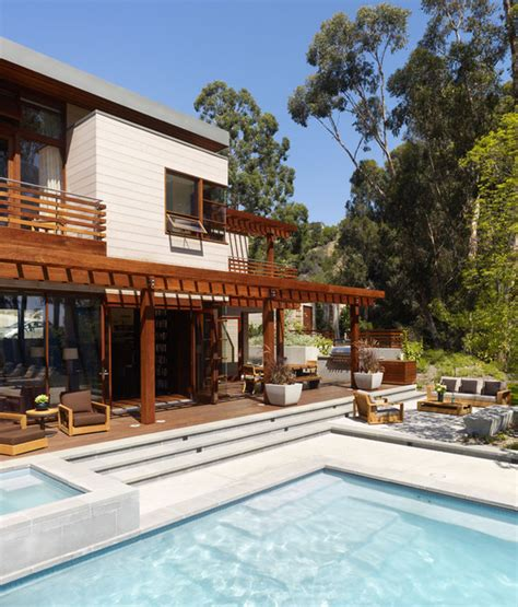 Home Design And Remodeling Show pool patio modern patio los angeles by rockefeller