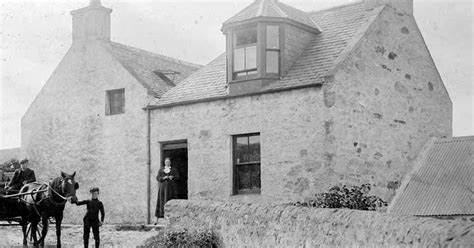 Cottages In Lossiemouth by Tour Scotland Photographs Photograph Rowan Brae