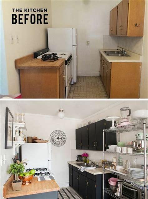 rental kitchen ideas antes y despu 233 s de una cocina decoratrucosdecoratrucos