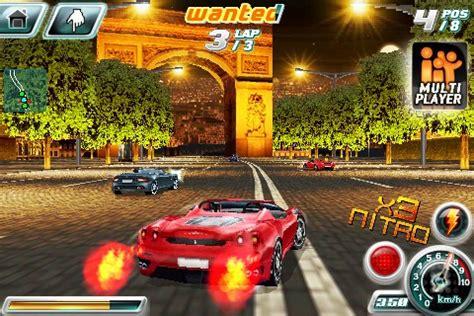 asphalt 4: elite racing download ios game