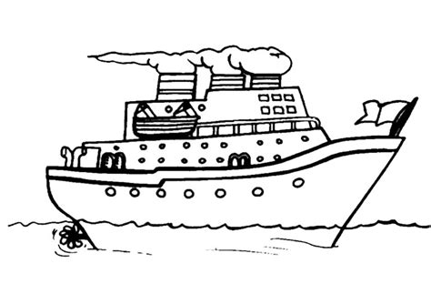 imagenes de barcos para colorear e imprimir dibujos para colorear barcos 1 dibujos para colorear