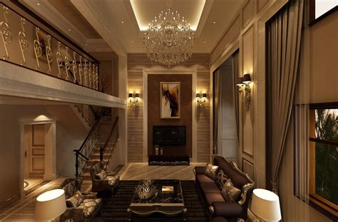 neoclassical villa interior stairwell 3d house free 3d neoclassical living room interior design download 3d house