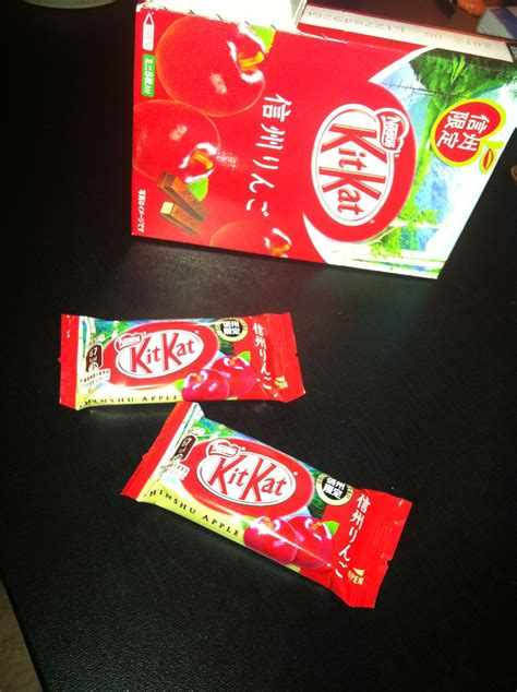 Kit Shinshu Apple review shinshu limited apple kit oyatsu
